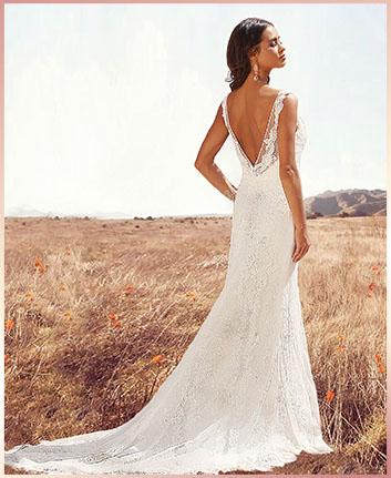 bruidsmodezaak jurk