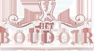Het Boudoir van Lijfstyle Logo